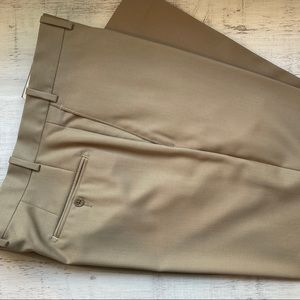 Nordstrom NWOT flat front khaki dress pants